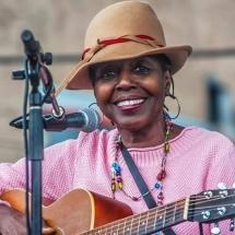 Acoutic Folk Blue Veronika Jackson - King Biscuit Blues Festival 2019