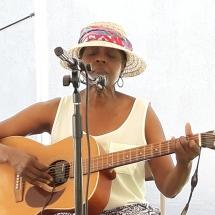 Acoutic Folk Blue Veronika Jackson - iDefine TV - The Decatur Arts Festival 2019