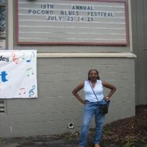 Pocono Blues Festival